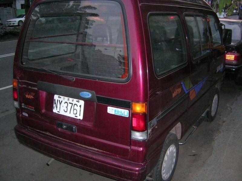 Ford中古車/福特中古車,PRZ中古車,95福特好幫手廂型車-圖片3