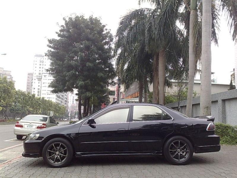 Honda中古汽車/本田中古汽車,Accord中古汽車/雅哥中古汽車,正2000年HONDA 本田 ACCORD 雅哥 K9 2.0 魚眼大燈 雙出排-圖片4