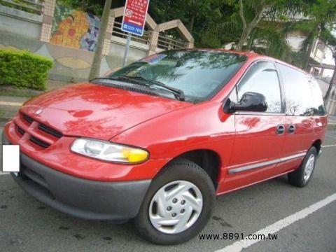Chrysler中古車/克萊斯勒中古車,Grand Voyager中古車/航海家中古車,1998年克萊斯勒 GRAND VOYAGER 7人座 航海家 非 CARAVA-圖片1