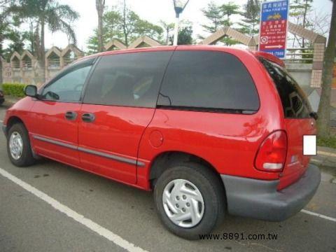 Chrysler中古車/克萊斯勒中古車,Grand Voyager中古車/航海家中古車,1998年克萊斯勒 GRAND VOYAGER 7人座 航海家 非 CARAVA-圖片2