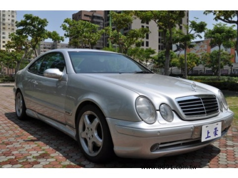 Benz中古車/賓士中古車,CLK 320中古車,CLK 320中古車,BENZ CLK320 雙門跑車-圖片4