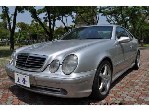 Benz中古車/賓士中古車,CLK 320中古車,CLK 320中古車,BENZ CLK320 雙門跑車-圖片9