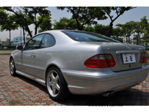 Benz中古車/賓士中古車,CLK 320中古車,CLK 320中古車,BENZ CLK320 雙門跑車-圖片10