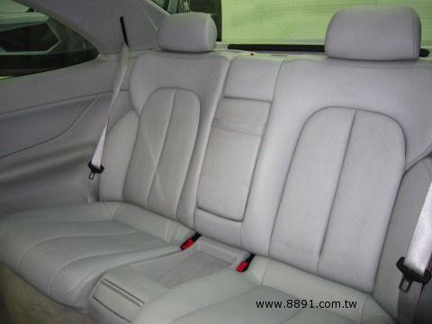 Benz中古車/賓士中古車,CLK 320中古車,CLK 320中古車,BENZ CLK320 雙門跑車-圖片3