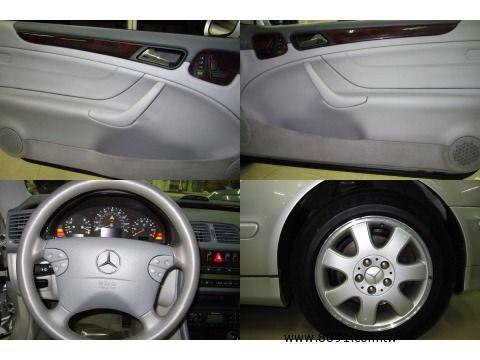 Benz中古車/賓士中古車,CLK 320中古車,CLK 320中古車,BENZ CLK320 雙門跑車-圖片8