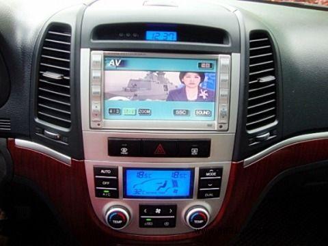 Hyundai中古車/現代中古車,Santa Fe中古車/聖塔中古車,09年 SANTAFE 實跑9千多公里 2.2柴油引擎 省油 省稅金 女用一手車-圖片8