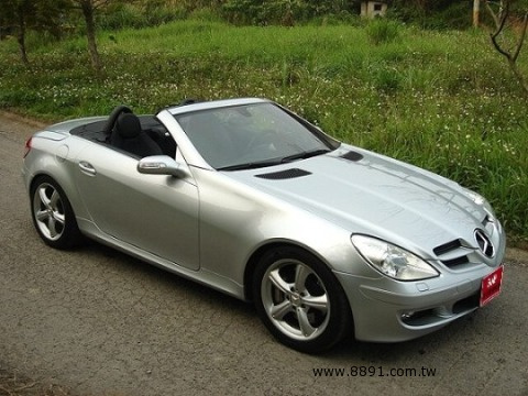 Benz中古車/賓士中古車,SLK 350中古車,SLK 350中古車,SUM【台新汽車】2005年型中華總代理 SLK350 敞篷車-圖片2