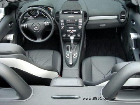 Benz中古車/賓士中古車,SLK 350中古車,SLK 350中古車,SUM【台新汽車】2005年型中華總代理 SLK350 敞篷車-圖片6