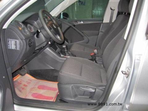 VW中古車/福斯中古車,Tiguan中古車/帝觀中古車,福利汽車*國際ISO認證*VW(福斯)TIGUAN 2.0 全新中獎車-圖片9