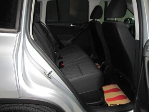 VW中古車/福斯中古車,Tiguan中古車/帝觀中古車,福利汽車*國際ISO認證*VW(福斯)TIGUAN 2.0 全新中獎車-圖片10