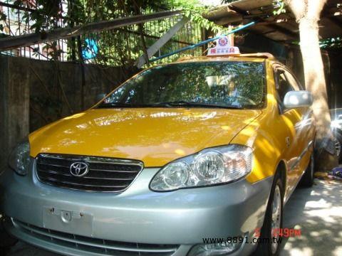 Toyota中古汽車/豐田中古汽車,Altis中古汽車/歐提司中古汽車,台北市北投~國瑞~計程車賣場-圖片1