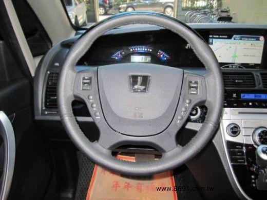 Luxgen中古車/納智捷中古車,Luxgen7 MPV中古車,福利汽車*國際ISO認證*LUXGEN(納智捷)7 MPV 2.2T 天窗 頂級-圖片7