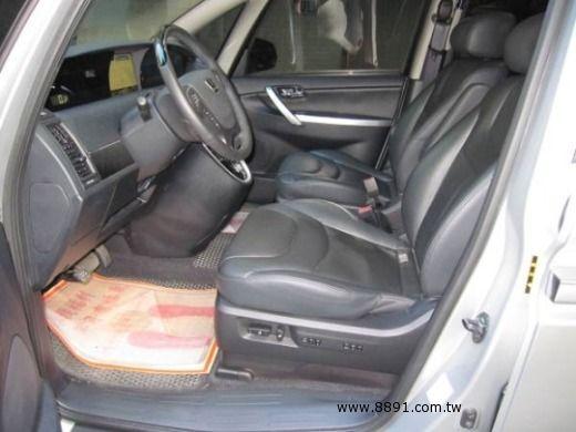 Luxgen中古車/納智捷中古車,Luxgen7 MPV中古車,福利汽車*國際ISO認證*LUXGEN(納智捷)7 MPV 2.2T 天窗 頂級-圖片9