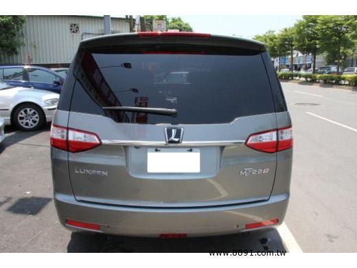 Luxgen中古車/納智捷中古車,Luxgen7 MPV中古車,正2010年 納智捷 LUXGEN MPV 2.2T-圖片7
