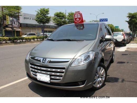 Luxgen中古車/納智捷中古車,Luxgen7 MPV中古車,正2010年 納智捷 LUXGEN MPV 2.2T-圖片1