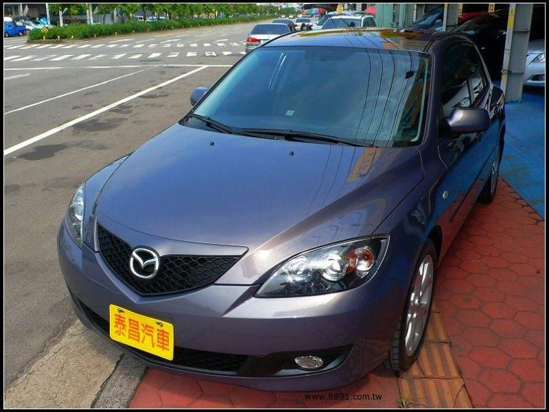 Mazda中古車/馬自達中古車,3中古車,日本進口New馬3五門2.0*原廠3年10萬公里保固中~HOT認證-圖片1