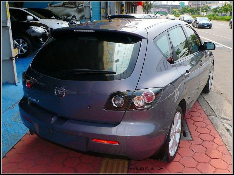 Mazda中古車/馬自達中古車,3中古車,日本進口New馬3五門2.0*原廠3年10萬公里保固中~HOT認證-圖片2