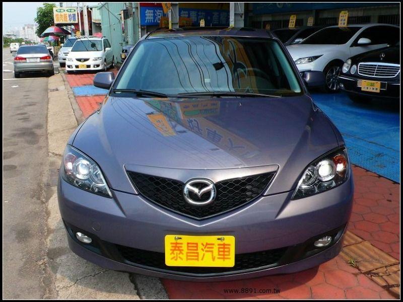 Mazda中古車/馬自達中古車,3中古車,日本進口New馬3五門2.0*原廠3年10萬公里保固中~HOT認證-圖片3