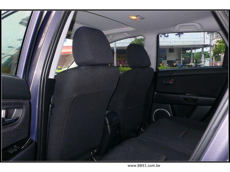 Mazda中古車/馬自達中古車,3中古車,日本進口New馬3五門2.0*原廠3年10萬公里保固中~HOT認證-圖片6