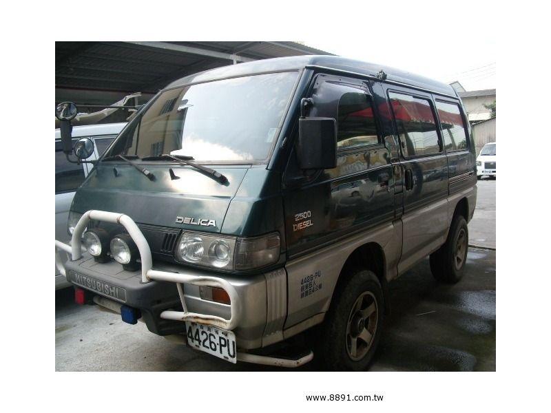 Mitsubishi中古車/三菱中古車,Delica中古車/得利卡中古車,SUM福大汽車~1999年中華 得利卡 4WD 2.5 柴油 廂式 手排喔!-圖片2
