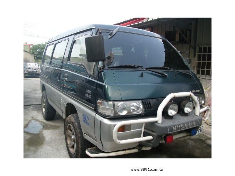 Mitsubishi中古車/三菱中古車,Delica中古車/得利卡中古車,SUM福大汽車~1999年中華 得利卡 4WD 2.5 柴油 廂式 手排喔!-圖片1