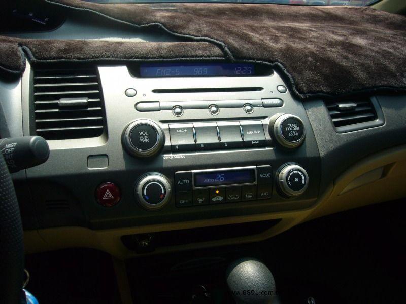 Honda中古汽車/本田中古汽車,Civic中古汽車/喜美中古汽車,自售超省油行駛超安靜.新車價76.9萬的喜美八代k12.最頂級hid.雙安-圖片7
