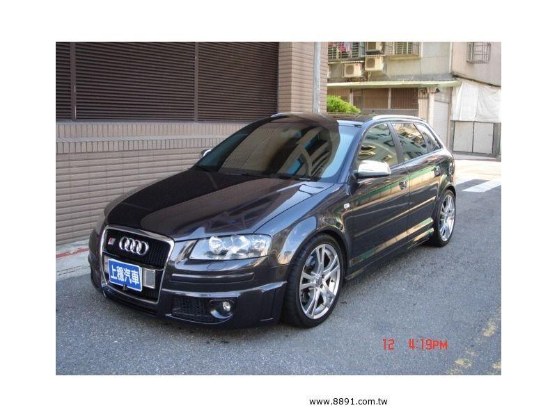 Audi中古車/奧迪中古車,A3中古車,【上穩汽車】2005年 AUDI A3 2.0T 全景天窗 S3大包 僅4.2K-圖片1