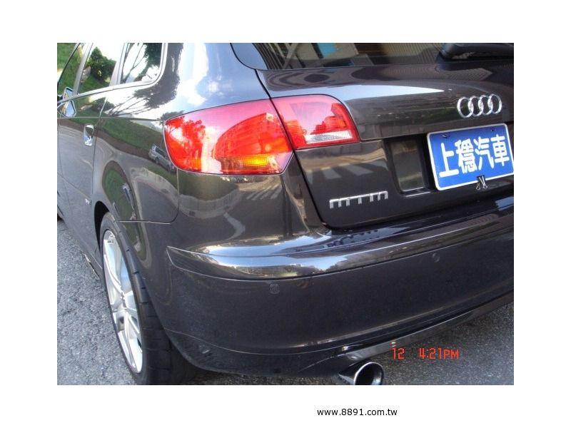 Audi中古車/奧迪中古車,A3中古車,【上穩汽車】2005年 AUDI A3 2.0T 全景天窗 S3大包 僅4.2K-圖片6