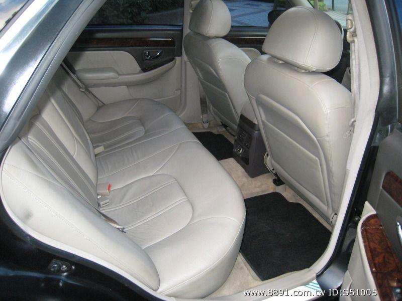 Hyundai中古車/現代中古車,XG中古車,~韓國頂級車種/Hyundai/現代(XG)2001年2.0cc皇家頂級板黑色~-圖片7