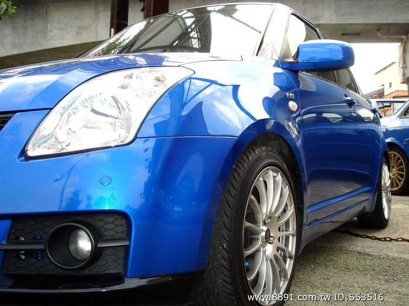 Suzuki中古車/鈴木中古車,Swift中古車/思維特中古車,<時尚小車>SUZUKI SWIFT 頂級 T3大包-圖片2