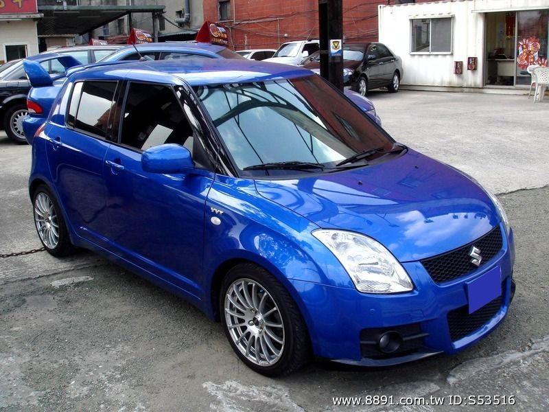 Suzuki中古車/鈴木中古車,Swift中古車/思維特中古車,<時尚小車>SUZUKI SWIFT 頂級 T3大包-圖片3