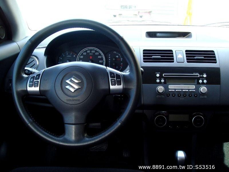 Suzuki中古車/鈴木中古車,Swift中古車/思維特中古車,<時尚小車>SUZUKI SWIFT 頂級 T3大包-圖片6