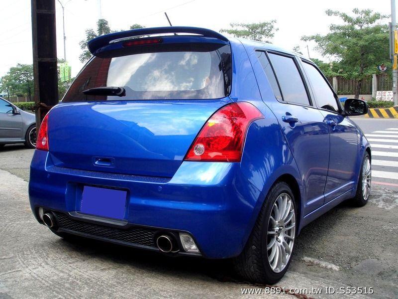 Suzuki中古車/鈴木中古車,Swift中古車/思維特中古車,<時尚小車>SUZUKI SWIFT 頂級 T3大包-圖片7