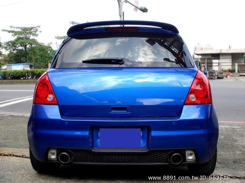 Suzuki中古車/鈴木中古車,Swift中古車/思維特中古車,<時尚小車>SUZUKI SWIFT 頂級 T3大包-圖片9