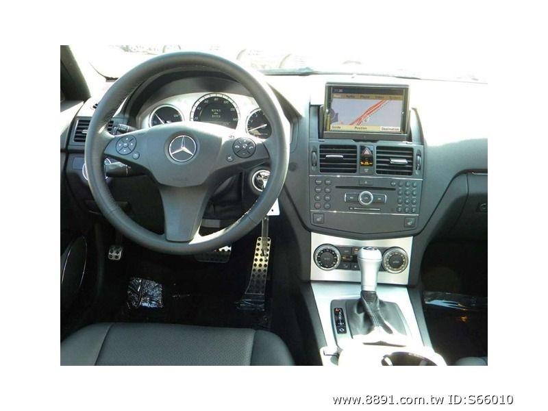 Benz中古車/賓士中古車,C 300中古車,C 300中古車,08年Benz C300 3.0L Sport 全景天窗 大螢幕 AMG-圖片6
