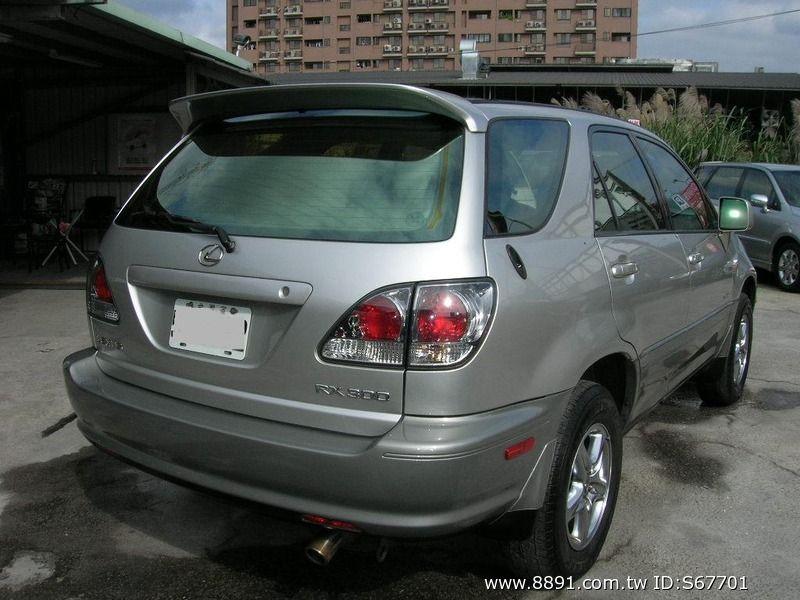 淩志中古车,RX中古车,LexusRX300 2001年空间大 车况超...