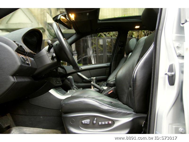 BMW中古車/寶馬中古車,X5中古車,X5中古車,【自售】2005年式 BMW X5 3.0 SPORT運動版 汎德總代理 資料全-圖片8