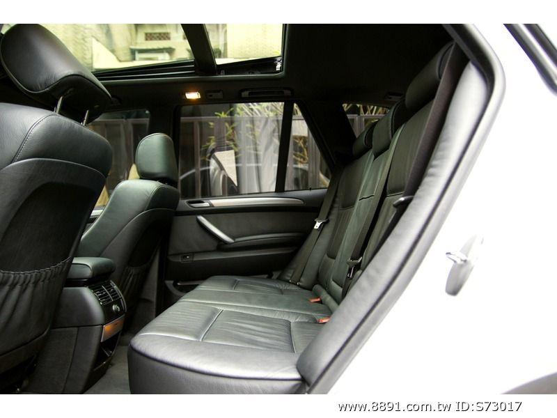 BMW中古車/寶馬中古車,X5中古車,X5中古車,【自售】2005年式 BMW X5 3.0 SPORT運動版 汎德總代理 資料全-圖片9