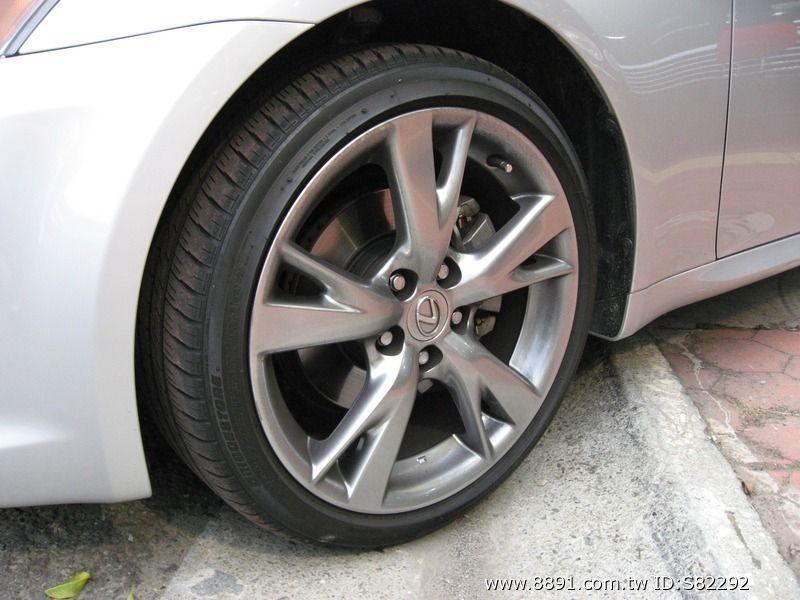 Lexus中古車/淩志中古車,IS中古車,LEXUS IS250 F-SPORT 運動懸吊 DVD 原廠NAVE-圖片3