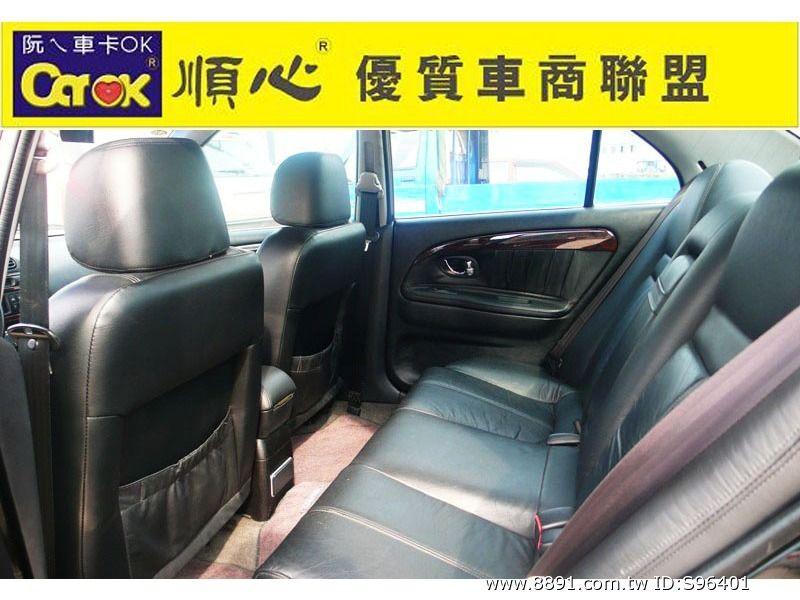 Mitsubishi中古車/三菱中古車,Lancer中古車/菱帥中古車,昇霖汽車 1999 LANCER 1.6 恆溫.電動椅. 手自排 順心優質認證車-圖片8