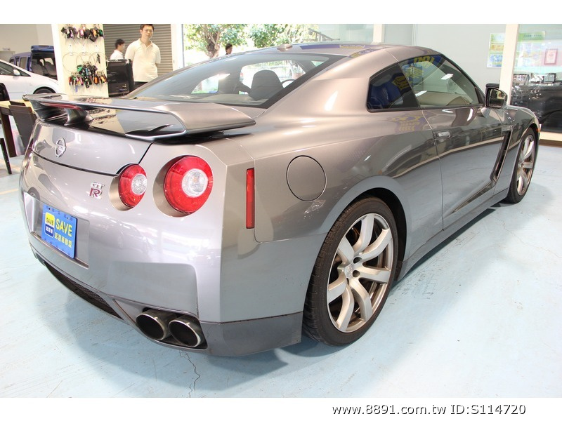 Nissan中古車/日產中古車,GTR中古車/GTR中古車,SAVE認證車 GTR 3.8L 進階超跑 無限可能-圖片2