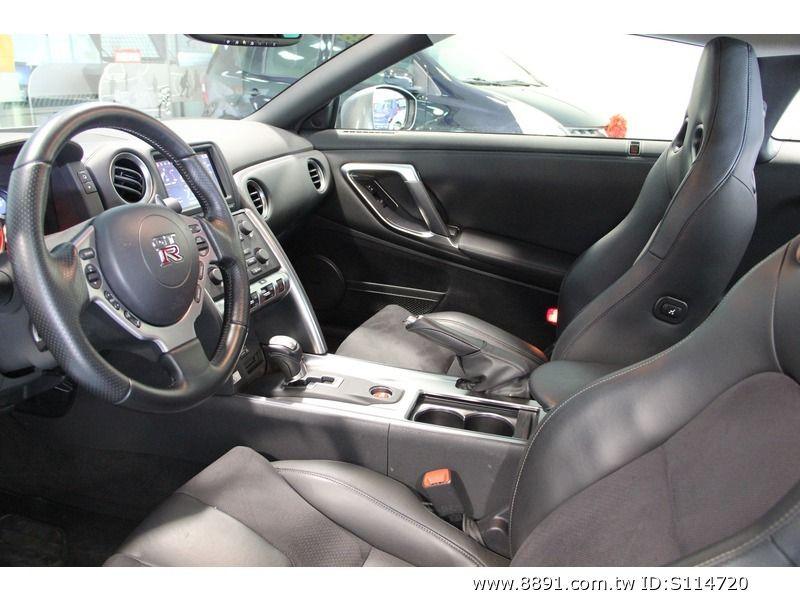 Nissan中古車/日產中古車,GTR中古車,SAVE認證車 GTR 3.8L 進階超跑 無限可能-圖片3