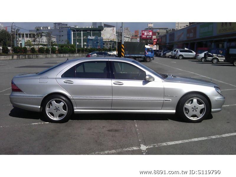 Benz中古車/賓士中古車,S500中古車,AMG MLEEMANN 賓士s500 全車改裝s55  馬力十足 (自售)-圖片2
