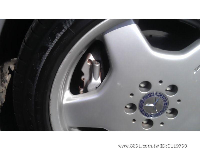 Benz中古車/賓士中古車,S500中古車,AMG MLEEMANN 賓士s500 全車改裝s55  馬力十足 (自售)-圖片4