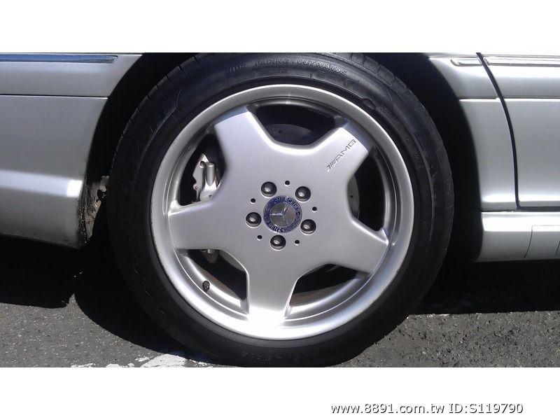Benz中古車/賓士中古車,S500中古車,AMG MLEEMANN 賓士s500 全車改裝s55  馬力十足 (自售)-圖片5