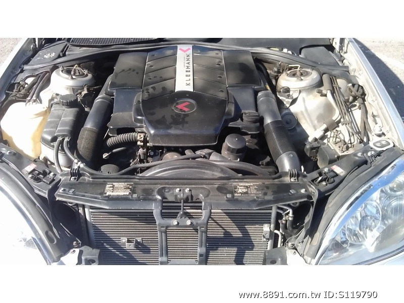 Benz中古車/賓士中古車,S500中古車,AMG MLEEMANN 賓士s500 全車改裝s55  馬力十足 (自售)-圖片6
