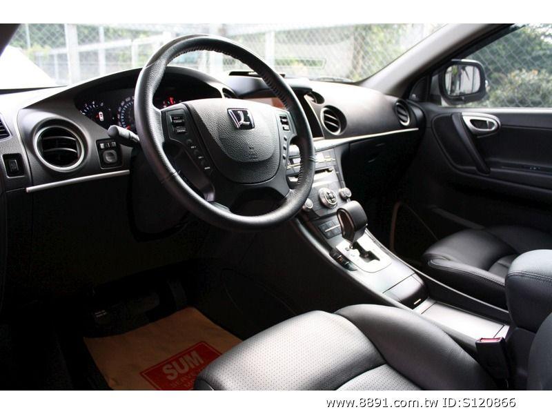 Luxgen中古車/納智捷中古車,Luxgen7 SUV中古車,上順汽車2011/5月出廠7月領牌納智捷SUV 4WD七人座旗艦新古車跑3000-圖片12