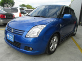 Suzuki  Swift 2007 (1.5)藍 -定速 方向盤快撥 頂級版