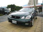 ~~優質嚴選LEXUS GS300綠色1998年3.0cc頂級豪華版~~
