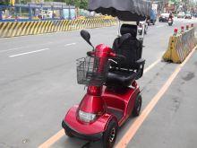 康而富 415大型 升級版 四輪電動代步車/老人代步車/殘障電動代步車
